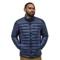 Jas Patagonia Mens Down Sweater Classic Navy w/Classic Navy