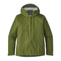 Raincoat Patagonia Men's Torrentshell Jacket Sprouted Green