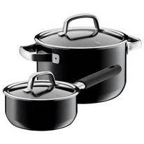 Pan Set WMF Fusiontec Mineral Black (2 pcs)