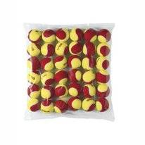 Tennisbal Wilson Starter Red T (Stage 3) 36 Pack Yellow