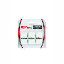 Overgrip Wilson Profile Overgrip White (3-teilig)