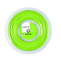Tennissnaar Luxilon Savage Reel Lime 1.27mm/200m
