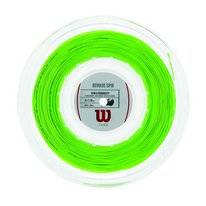 Tennissnaar Wilson Revolve Spin 16 Reel Green 1.3mm/12m