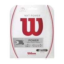 Tennissnaar Wilson NXT Power 17 Natural 1,26mm/12m