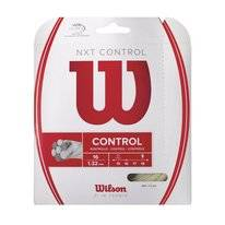Tennissnaar Wilson NXT Control 16 Natural 1,32mm/12m