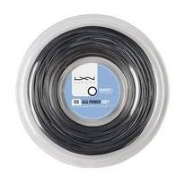 Tennissnaar Luxilon Alu Power Soft Silver 1,25mm/200m