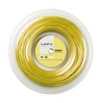 Tennissnaar Luxilon 4G Rough Gold 1,25mm/200m