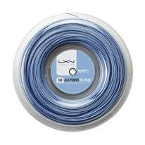Tennissnaar Luxilon Alu Power Ice Blue 1,3mm/200m