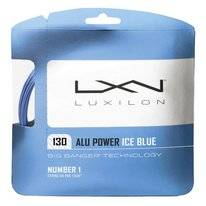 Tennissnaar Luxilon Alu Power Ice Blue 1,3mm/12m