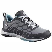 Trail Running Shoes Columbia Women ATS Trail FS38 Outdry Titanium Grey