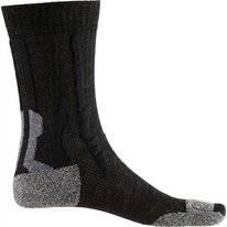 Wandelsok X-Socks Women Trek Silver Black Grey