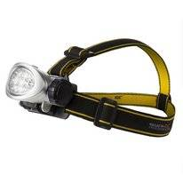 Hoofdlamp Regatta 10 LED Headtorch Black Sealgrey