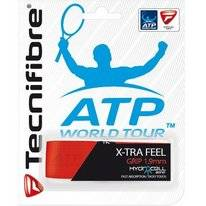 Tennisgriff Tecnifibre X-Tra Feel Rot