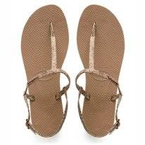 Sandaal Havaianas You Riviera Croco Rose Gold