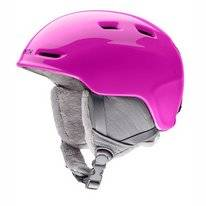 Skihelm Smith Junior Zoom Pink