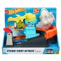 Hot Wheels Ptero Port Attack speelset (GBF94)