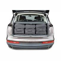 Tassenset Car-Bags Audi Q7 '06-'15