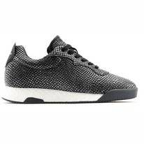 Sneakers Rehab Women Acca Lizard Black Silver