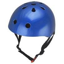 Helm Kiddimoto Metallic Blue