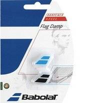 Racket Demper Babolat Flag Damp X 2 Black Blue