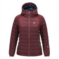Skijacke Peak Performance Women Bagnes Cabernet Damen