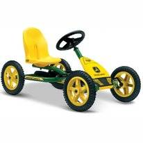 Skelter BERG Buddy John Deere Green