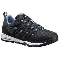 Trail Running Shoe Columbia Women's Vapor Vent Black Dark Mirage