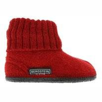 Pantoffel Bergstein Cozy Red