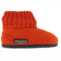 Pantoffeln Bergstein Cozy Orange