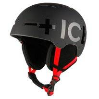 Skihelm Bogner Fire + Ice Black