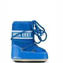 Moon Boot Enfant Bleu Mini