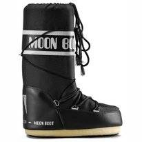 Moon Boot Snowboot Unisex Nylon Schwarz
