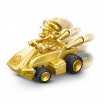 Carrera Mini Mario Kart: Mario Gold (30001)