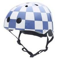 Helm Coconuts Blue Checkered