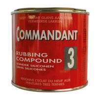 Polish Rubbing Compound Commandant 3