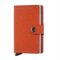 Wallet Secrid Miniwallet Crisple Orange