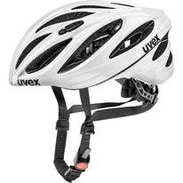 Fietshelm Uvex Boss Race White