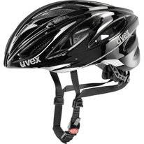 Fietshelm Uvex Boss Race Black