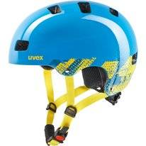 Fietshelm Uvex Kids 3 Blackout Blue