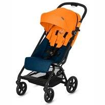 Kinderwagen Cybex Eezy S+ Tropical Blue