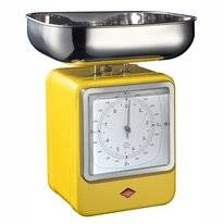 Keukenweegschaal Wesco Retro Lemon Yellow