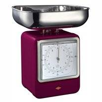 Kitchen Scales Wesco Retro Purple