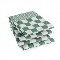 Tea Towel DDDDD Barbeque Green (Set of 6)