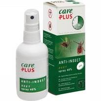 Anti-insect Spray Deet Care Plus 40%