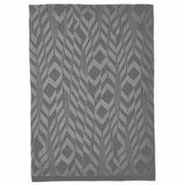 Tea Towel Södahl Deco Feather Grey