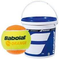 Tennisbälle Babolat Orange Box 36X