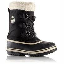 Bottes de neige Sorel Children Pack Nylon Black