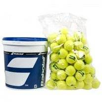 Tennisball Babolat Green Box 72X