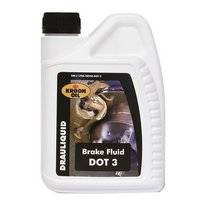 Remvloeistof Kroon-Oil Drauliquid DOT 3