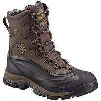 Snowboot Columbia Men Bugaboot Plus III Omni Heat Mud Squash